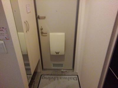 【玄関】D-room フィット