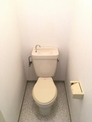 【トイレ】第一エステイトビル