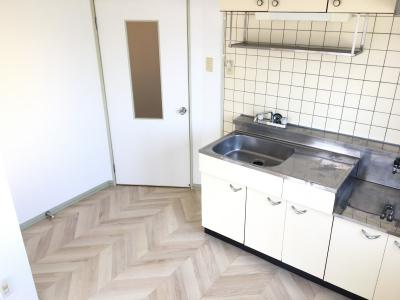 【キッチン】第一エステイトビル
