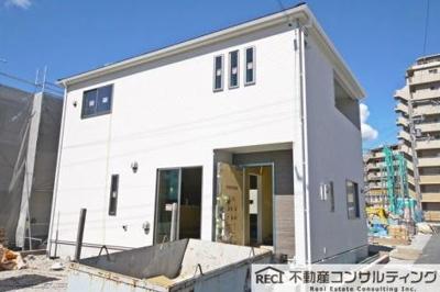 【外観】垂水区青山台5丁目 新築戸建 18号棟