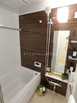 【浴室】大島ロイヤルマンション 5階 角 部屋 リ ノベーション済