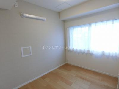 【洋室】大島ロイヤルマンション 5階 角 部屋 リ ノベーション済