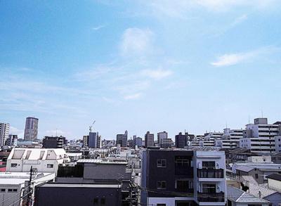 【展望】大島ロイヤルマンション 5階 角 部屋 リ ノベーション済