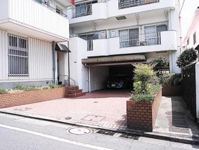 【エントランス】大島ロイヤルマンション 5階 角 部屋 リ ノベーション済
