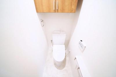 シャワートイレ新規交換済みです。