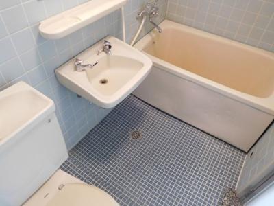 【浴室】ビジネスハイツ阿佐ヶ谷