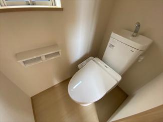 【トイレ】八潮市緑町1丁目新築戸建て【全2棟】