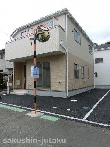 長作町 新築戸建 1号棟 オール電化 住宅性能表示4項目において最高等級 すまい給付金 閑静な住宅街