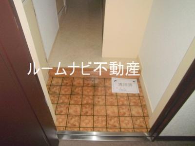 【エントランス】パシフィックパレス田端