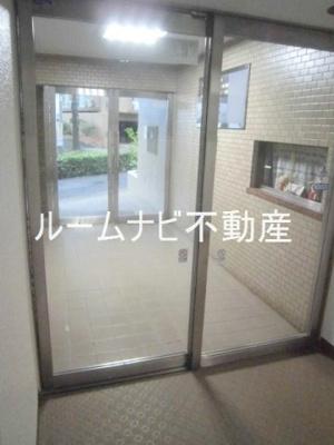 【セキュリティ】パシフィックパレス田端
