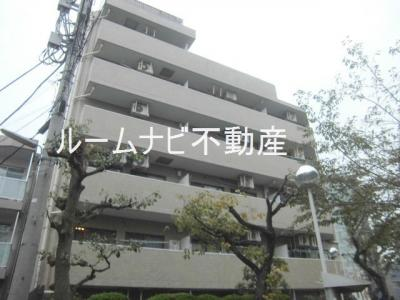 【居間・リビング】パシフィックパレス田端
