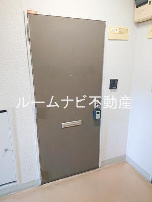【玄関】駒込千成オリエントコート