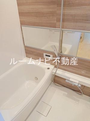 【浴室】駒込千成オリエントコート