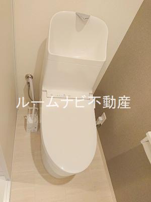 【トイレ】駒込千成オリエントコート
