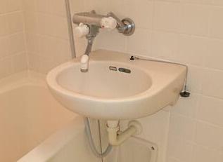 バスルーム・洗面台(同一仕様)