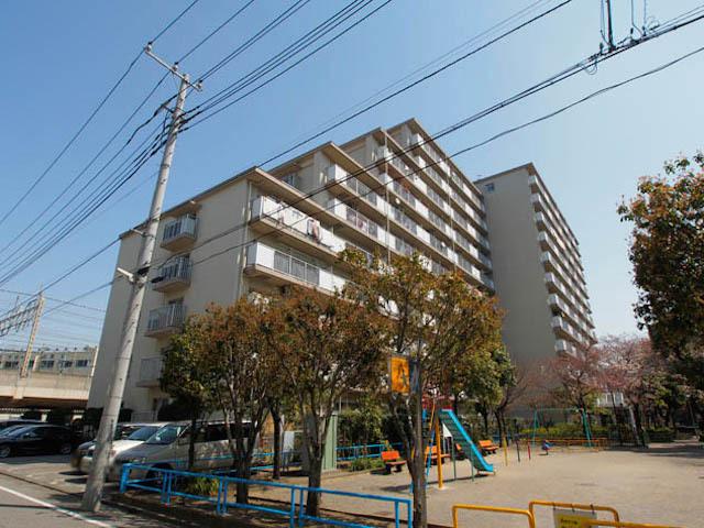 【外観】コープ野村梅島