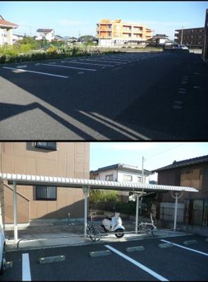 【駐車場】プロニティ・K