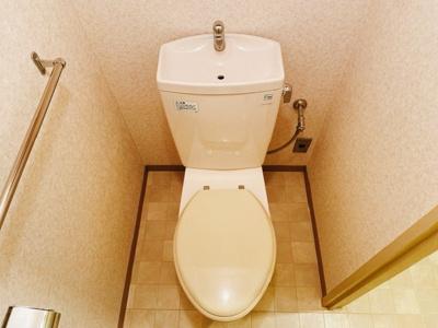 【トイレ】パークハイム代沢