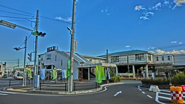 JR東海道線『二宮』駅まで徒歩7分です。