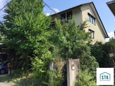 【外観】甲府市緑が丘二丁目中古住宅