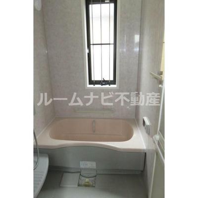 【浴室】ハウス・ブラウニー