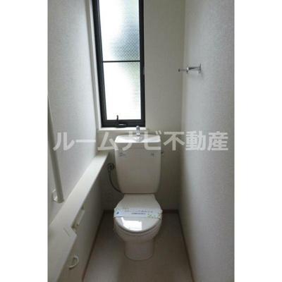 【トイレ】ハウス・ブラウニー