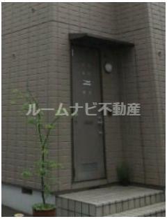 【玄関】ハウス・ブラウニー