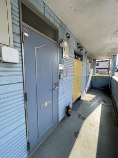 浴室内洗面台。イーストアベニュー