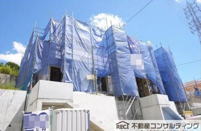【居間・リビング】垂水区名谷町 新築戸建 4号棟