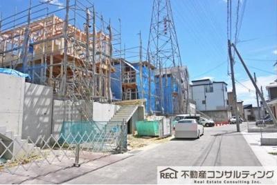 【キッチン】垂水区名谷町 新築戸建 4号棟