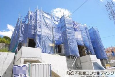 【居間・リビング】垂水区名谷町 新築戸建 5号棟