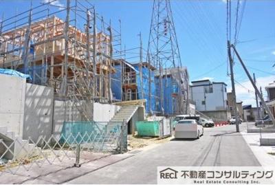 【キッチン】垂水区名谷町 新築戸建 5号棟