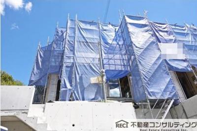 【浴室】垂水区名谷町 新築戸建 5号棟