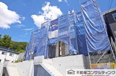 【トイレ】垂水区名谷町 新築戸建 5号棟