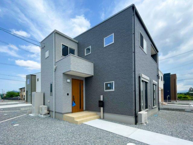 「アイパッソの家」南区城南町舞原Ⅰ期8号地モデルの画像