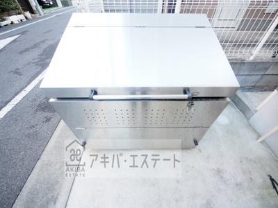 【設備】casa vecchiaⅢ(カーサベッキアスリー)