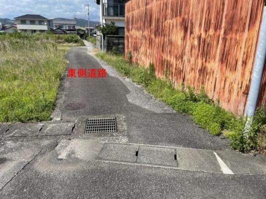 【前面道路含む現地写真】香我美町岸本