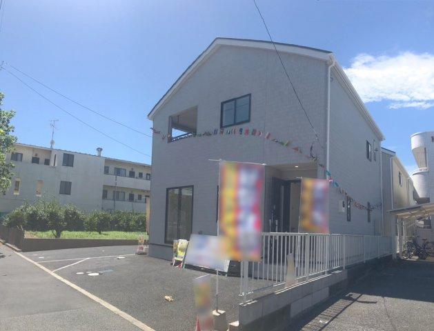 【外観】松戸市新松戸北第4 全3棟