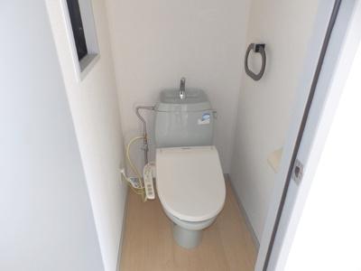 【トイレ】サンビレッジ楠乃 A棟