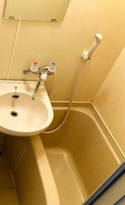 【浴室】ビューラー早稲田