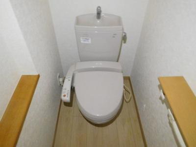 【トイレ】ルーブル中野新井