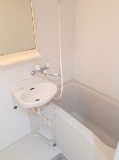 【浴室】ガラ・グランディ中野