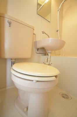 【トイレ】アクアコート庚午