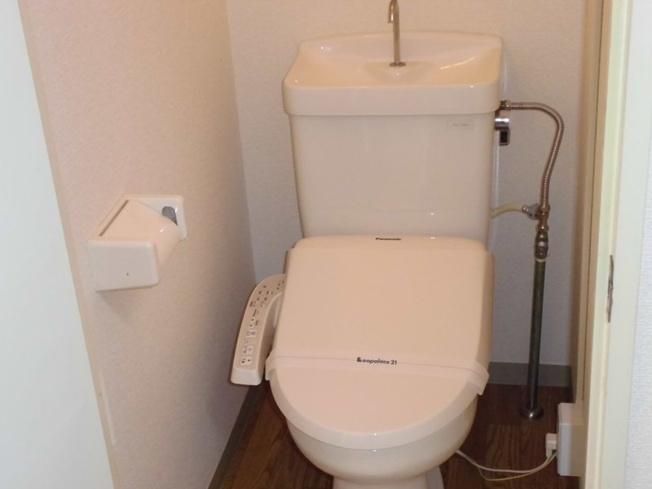 【トイレ】レオパレスTatty