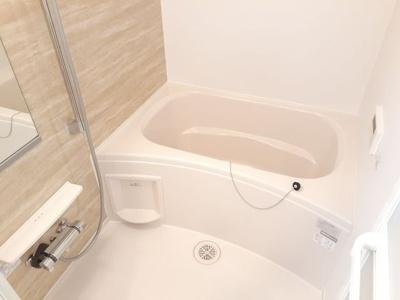 【浴室】サニーレジデンス西三国K