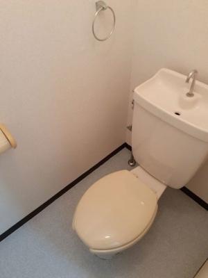 【トイレ】エルディム.カメリア