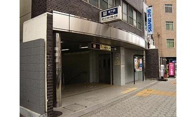 四天王寺前夕陽ヶ丘駅9分