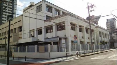 大阪市立夕陽丘中学校まで240m