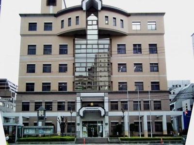 大阪府天王寺警察署まで690m
