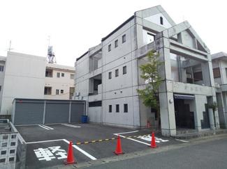 【外観】56017 岐阜市福光東店舗付住宅